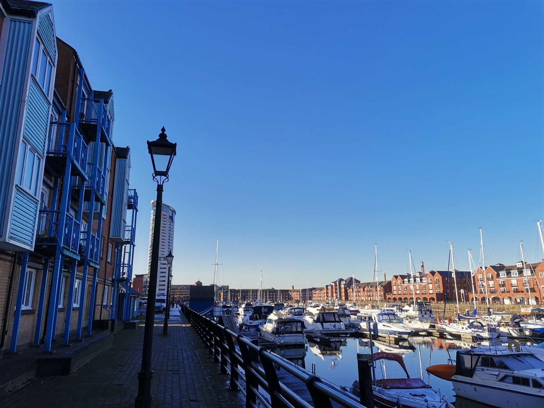 Ferrara Quay, Marina, Swansea, SA1 1UQ